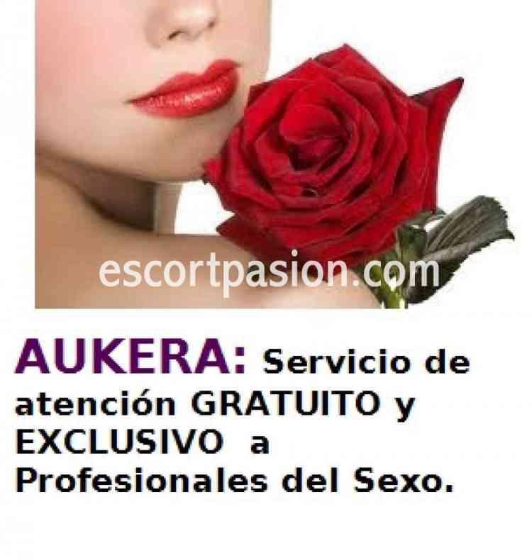 servicio gratuito para profesionales del sexo