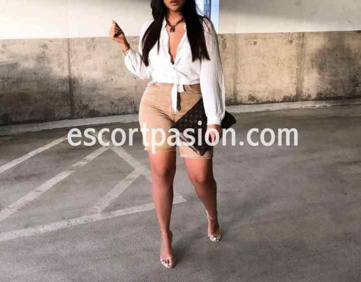 escort dominicana en Barcelona por primera vez