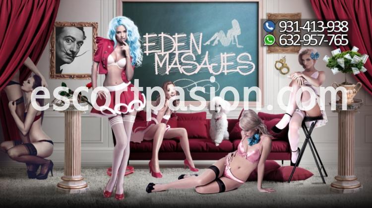 Centro de masajes Eden - Nuevas sensaciones