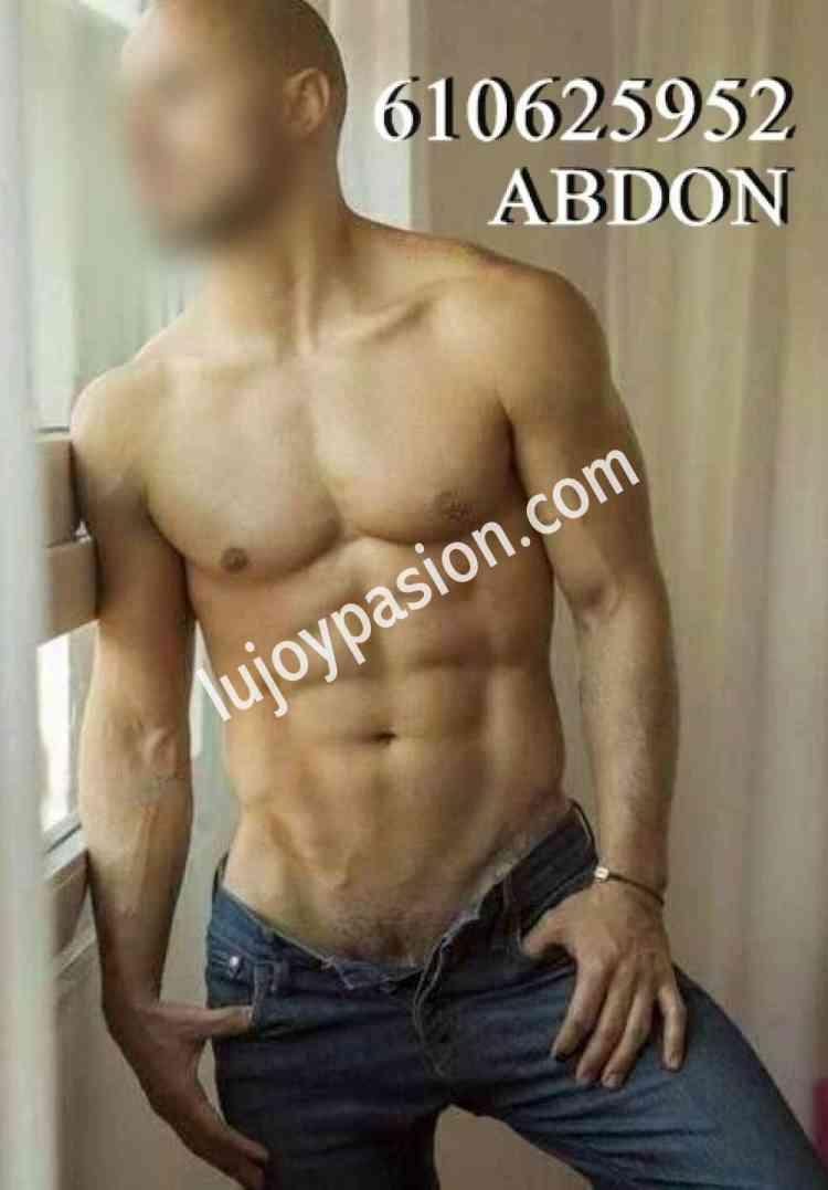 ABDON- vicioso Escort gay en Granada