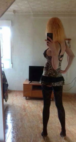 Bianka - viciosa Travesti en Alicante