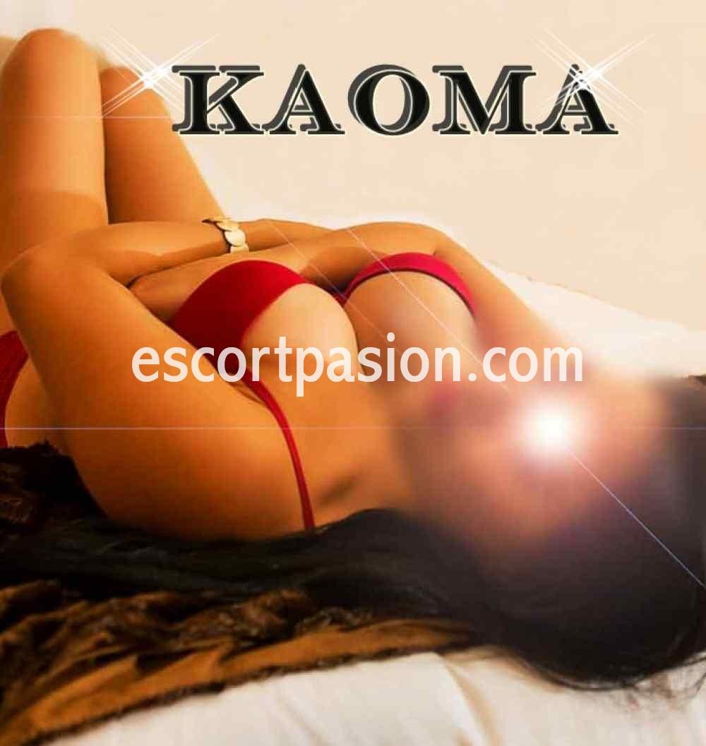 Kaoma - joven Escort