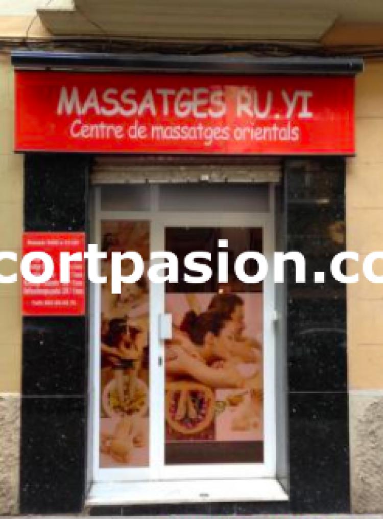 Ruyi - masajes con tacto consciente