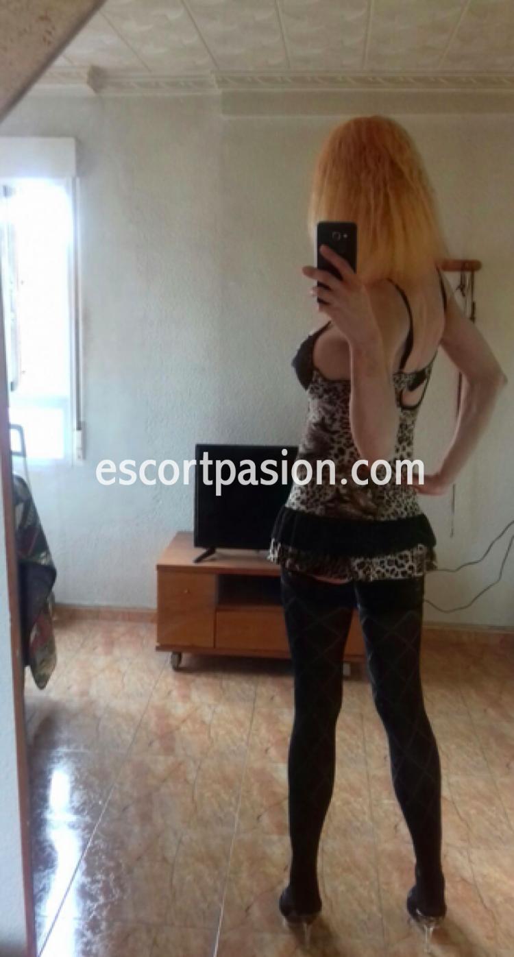 Travesti ESPAÑOLA - Escort Travesti