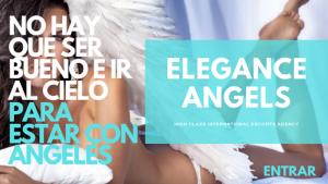 ELEGANCE ANGELS - Agencia de Escorts en Barcelona