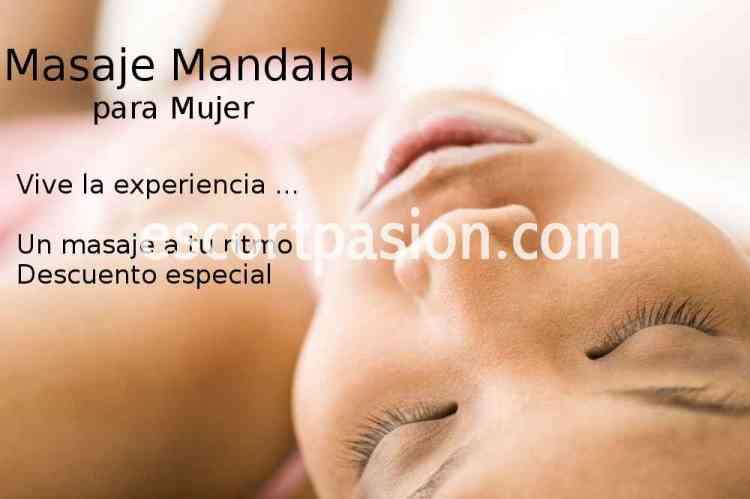 Masaje mandala, un masaje completo