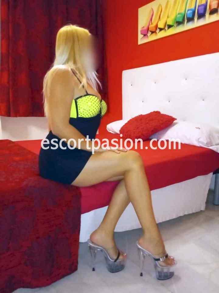 escort latina le gusta que disfrutes con ella en el sexo
