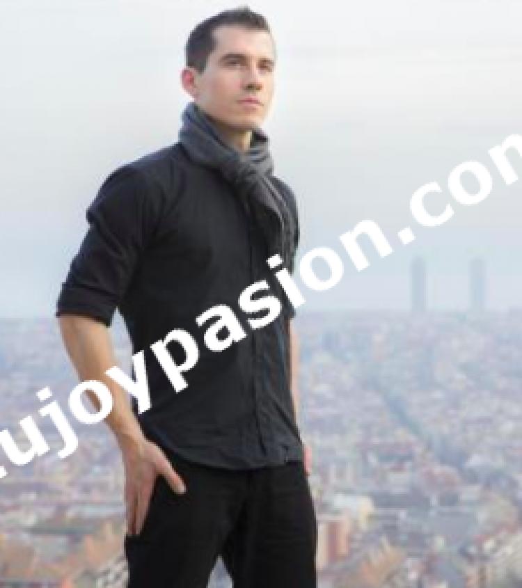 Gerard- Escort gay en Barcelona