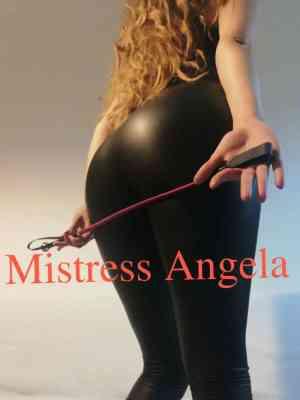Mistress Angela - joven Escort en Valencia