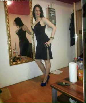 Esther - Escort independiente en Sevilla