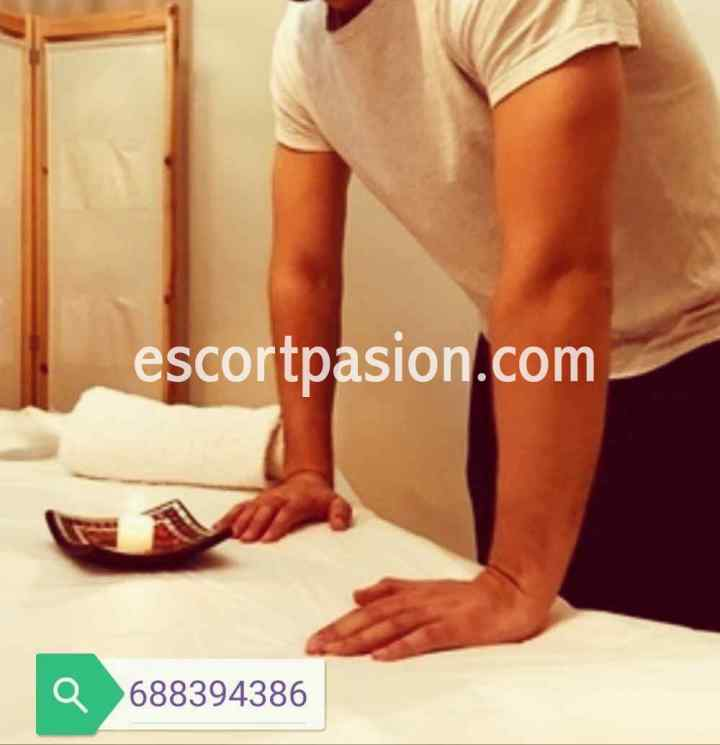 masajes para hombres en Barcelona con el final que quieras