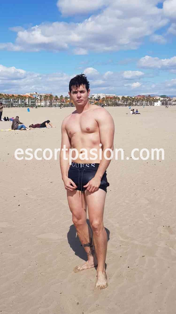 escort gay moreno Latino besucon te come el culo