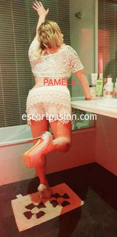 escort culona, elegante y femenina es una buena compañia para un viaje o fiesta
